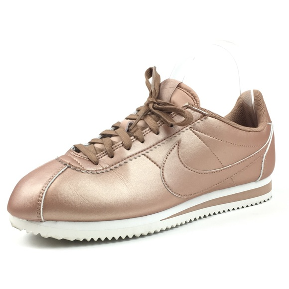 Nike Cortez Metallic Rose Gold Bronze
